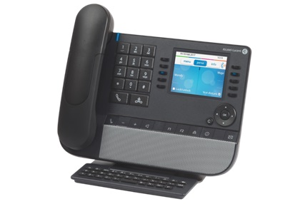 Alcatel Lucent 8068s BT IP Telefon